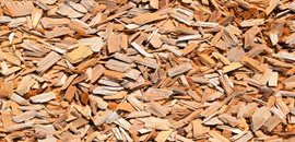 Wood Biomass in Chip Form